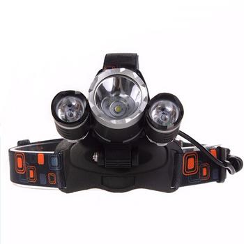 Đèn pin đội đầu CMON POWER 3 bóng LED siêu sáng