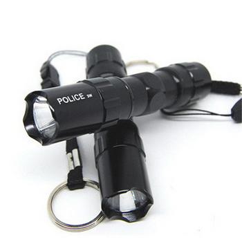 Đèn pin siêu sáng mini Police 3W