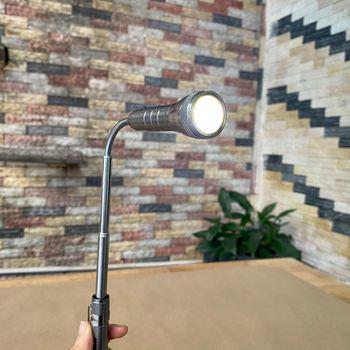 Đèn pin nam châm linh hoạt sửa chữa soi ốc vít kiểm tra máy móc