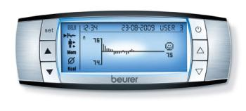 Cân phân tích sức khỏe cơ thể chuyên nghiệp Beurer BF100 - Sync với App Beurer Health Manager