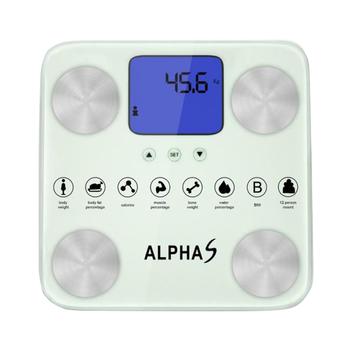 Cân đo sức khỏe và phân tích lưỡng mỡ có chỉ số bmi AlphaS