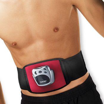 Đai massage bụng xung điện 2 cực Beurer EM30 nhập khẩu Đức bảo hành 2 năm