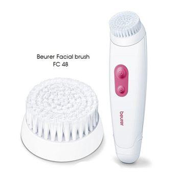 Máy rửa mặt massage tẩy tế bào chết Beurer FC48 nhẹ nhàng
