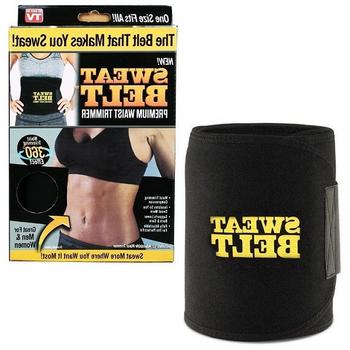 Đai quấn nóng tan mỡ bụng Sweat Belt - Không xài điện