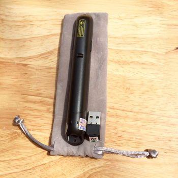Bút trình chiếu laser powerpoint 927