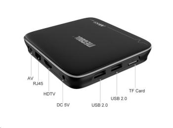 Android TV Box Mecool M8S Pro Plus - Ram 2GB
