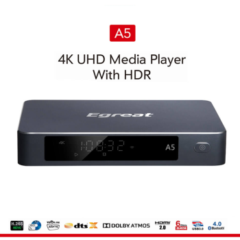 Android Box EGREAT A5
