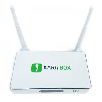 Android Box Karabox K1 - Tích hợp karaoke miễn phí