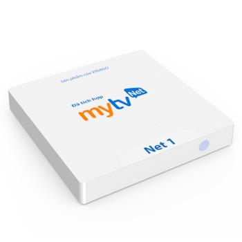 Android Box MyTV Net - Net 1 Phiên bản 1GB Ram chính hãng Model 2018