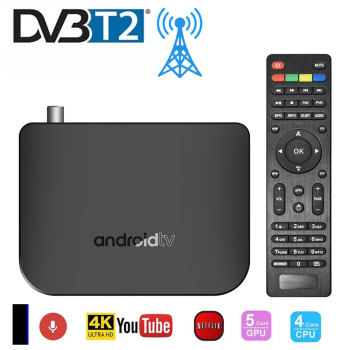 TV Box Android Mecool M8s Plus - Tích hợp DVB T2 Android 7.1