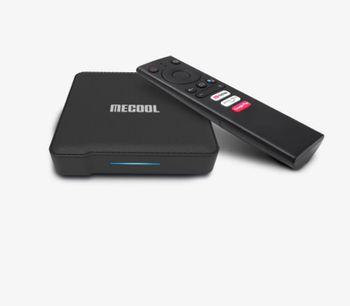 TV Box Mecool KM1 Deluxe Chip S905X3 4GB/32GB chính hãng