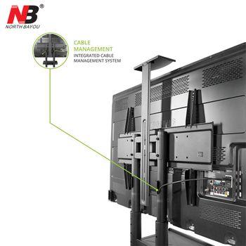 Giá đỡ tivi di động AVA 1800 (55 - 85 inch) - Nhập khẩu trực tiếp