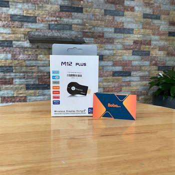 HDMI không dây Anycast M12 Plus tốc độ siêu nhanh
