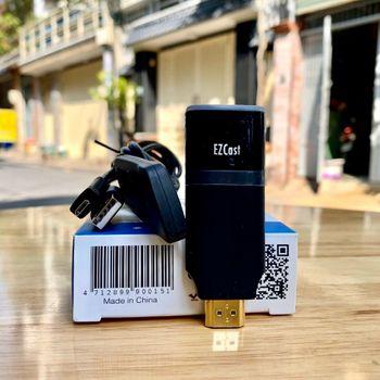 Thiết bị HDMI không dây Ezcast 5G băng tầng kép
