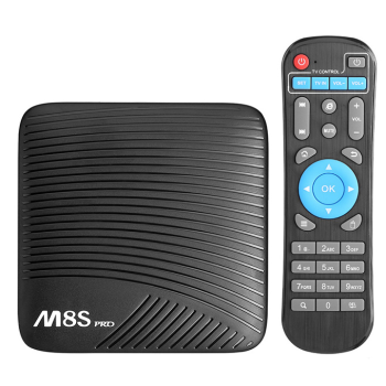 Android Box M8S Pro L Amlogic S912, Ram 3GB - Rom 32GB