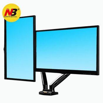 Giá treo màn hình tivi máy tính gắn bàn F160 (17 - 27 inch)