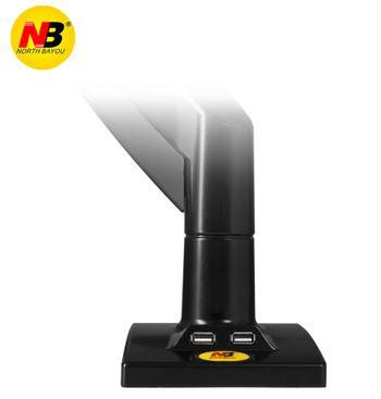 Giá treo màn hình tivi máy tính gắn bàn F85A (17 - 32 inch)