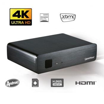 Đầu Phát HD Open hour 4K android