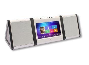 Karaoke di động LCD 10.1 inch Android OS