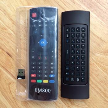 Chuột Bay Mini KM800 tích hợp bàn phím đa năng