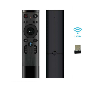 Remote chuột bay Q5 hỗ trợ điều khiển giọng nói ( No Keyboard)