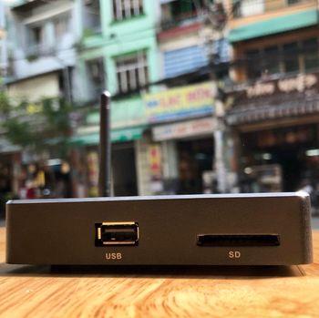 Android TV Box Himedia A5 - 2GB Ram - Chip lõi tám S912