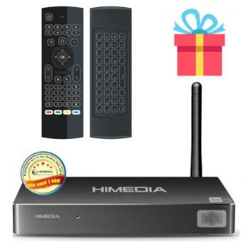 Combo đặc biệt Himedia A5 và Km800 Pro.