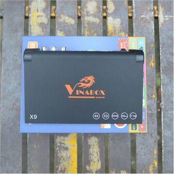 Vinabox X9 Chính Hãng Ram 2GB Android 7.0 - Version năm 2018