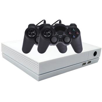 Máy chơi game 4 nút 2 người PS1 - Overlord K1 HD output 4K double fighting 97