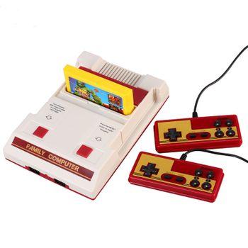 Máy chơi game 4 nút Family Computer (Mẫu lớn 4 nút) Coolbaby RS35 cổng AV