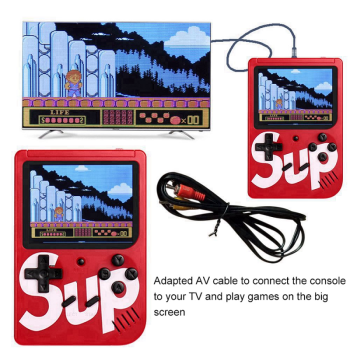 Máy Chơi Game Cầm Tay SUP G3 Plus 300 Game và tay cầm chơi 2 người