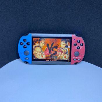 Máy chơi game chính hãng X7 Plus màn hình 5.1 bộ nhớ 8G