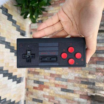 Máy chơi game 4 nút RS65 HDMI tay cầm không dây tích hợp 628 game