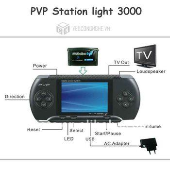 Máy chơi game PVP station light 3000