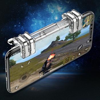 Bộ Nút Bấm Chơi Game PUBG - Call of duty Thế Hệ Mới K9 - Mẫu ngàm dài