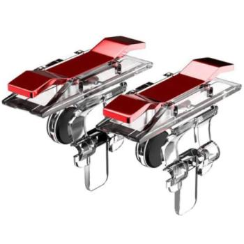 Nút bắn ROS Freefire Call of duty đỉnh cao mẫu thế hệ mới - Model E9 vân đỏ Red hoặc vân trắng