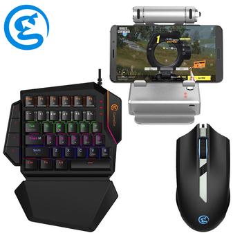 Combo chơi game Mobile Legend chuyên nghiệp Gamesir - Z1 Battle Dock X1 và GM100