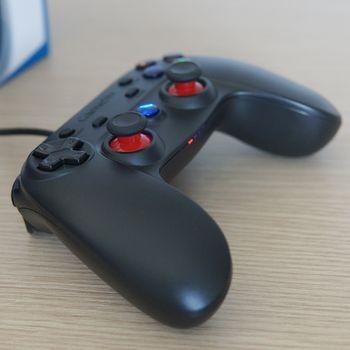 Tay cầm chơi game có dây Gamesir G3W chính hãng có rung - Hỗ trợ Android đã Root