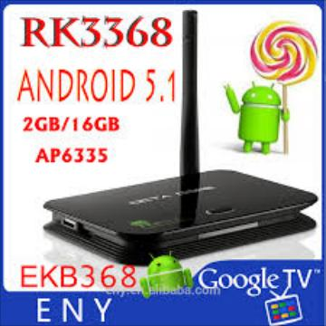 Android TV Box EKB368