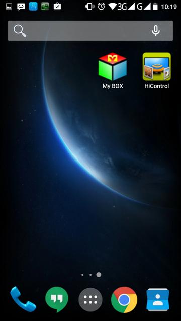 Hướng dẫn sử dụng điện thoại để điều khiển Android Box Thương Hiệu Himedia