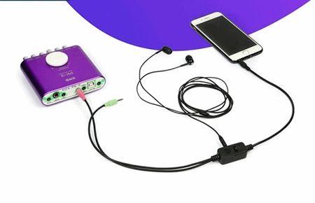Đầu tư dàn soundcard mic thu âm dưới 2 triệu đồng cực chất hát karaoke trên Laptop