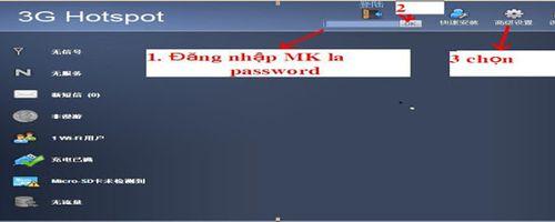 Hướng dẫn sử dụng và đổi mật khẩu bộ phát wifi 3G WU711 siêu nhỏ
