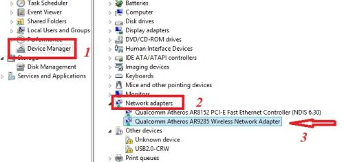 Nguyên nhân nào Laptop không bắt được wifi - Hướng dẫn cách khắc phục