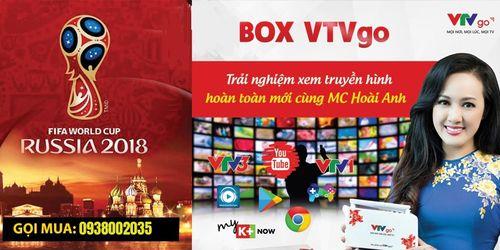 [VTVGoBox] Ứng dụng xem World Cup 2018 miễn phí hay nhất tại Việt Nam và Nước ngoài duy nhất trên Android Box VTVGo
