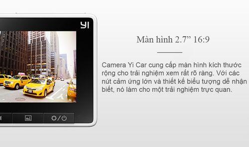Camera hành trình Xiaomi 2K Yi car DVR 1296p Yi Dash