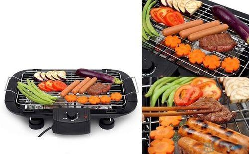 Bếp nướng điện không khói Electric Barbercue Grill - Công suất 2000W