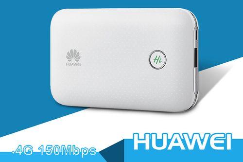 Bộ phát wifi 4G Huawei E5771s Pin khủng 9600 mah