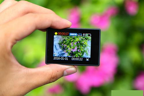 Camera gắn mũ bảo hiểm SJCAM SJ4000 Wifi chính hãng