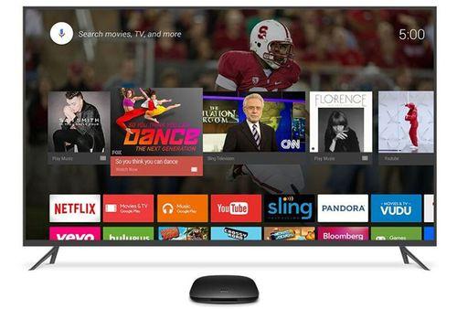 TV Box MiBox 4K Global Android 8.0 (Phiên bản quốc tế)