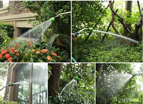 Súng phun nước tưới vườn 8 chế độ P535